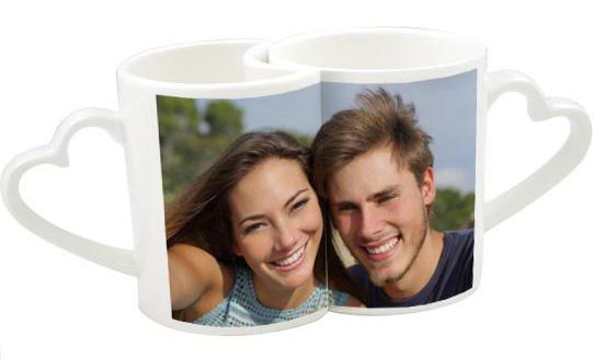 foto su coppia di tazze