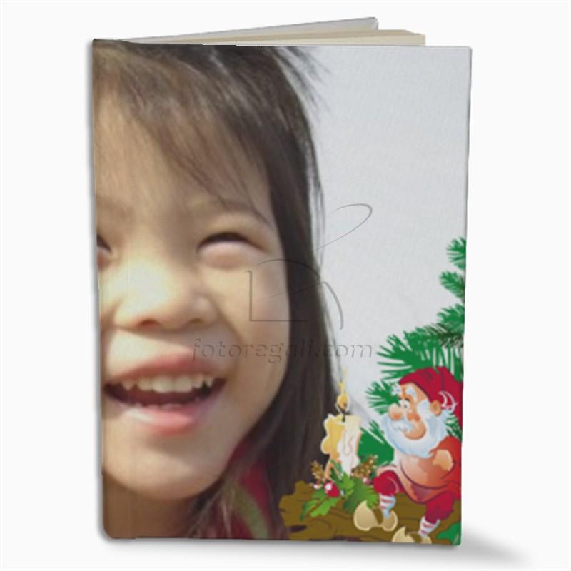 foto bambina su rubrica