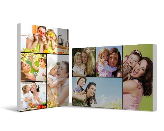 stampe foto collage come idea regalo