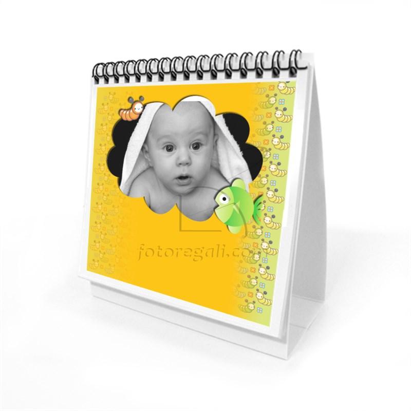 Bambino Calendario da Tavolo