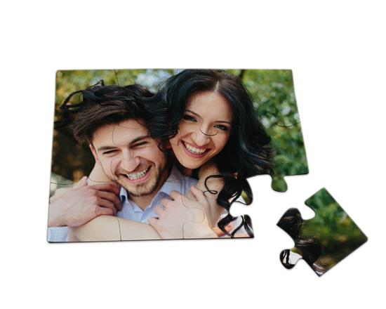 puzzle magnetico stampato con foto