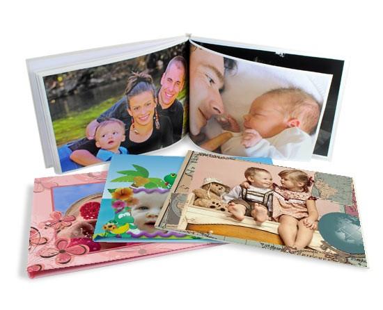 fotolibro con foto bambini