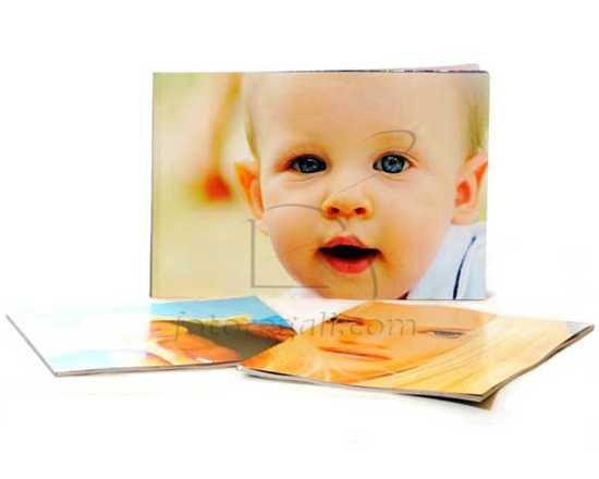 stampa personalizzata bambino su  Fotolibro Quadrato