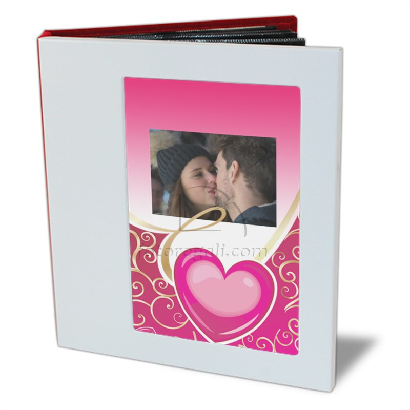 album foto matrimonio