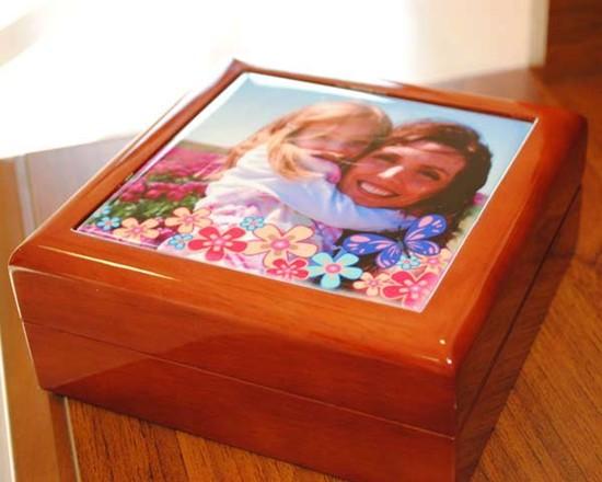portagioie stampato con foto e grafiche