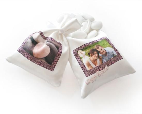 sacchetti portaconfetti personalizzati