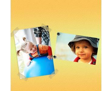 foto su poster personalizzato