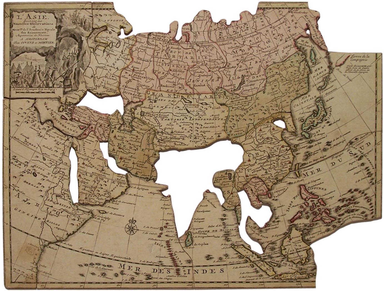 mappa Legno