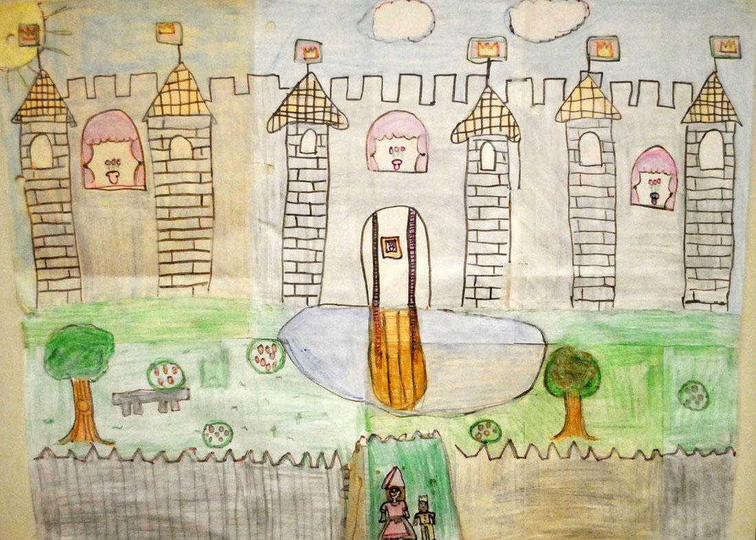 bambini- opere d'arte-foto