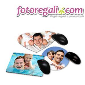 Stampa foto su tappetini mouse