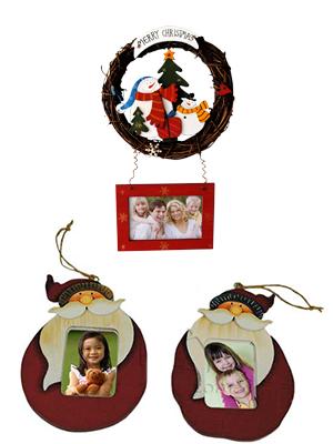 decorazioni natalizie personalizzate per porta
