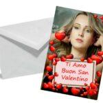 biglietto augurale personalizzato per san valentino