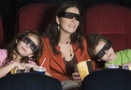 mamma al cinema