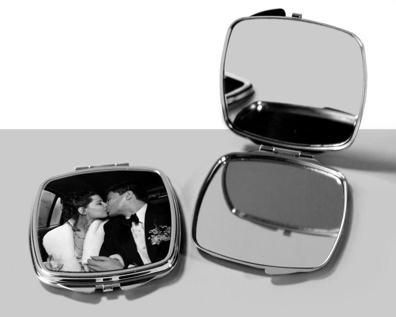 specchietti da borsa personalizzati
