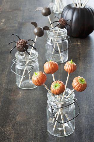 idee tavola halloween