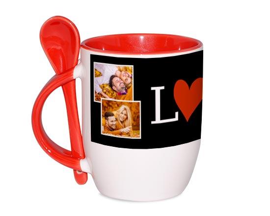 tazza personalizzata amore