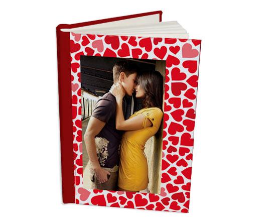 agenda personalizzata love