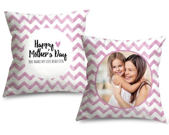 cuscino personalizzato festa della mamma