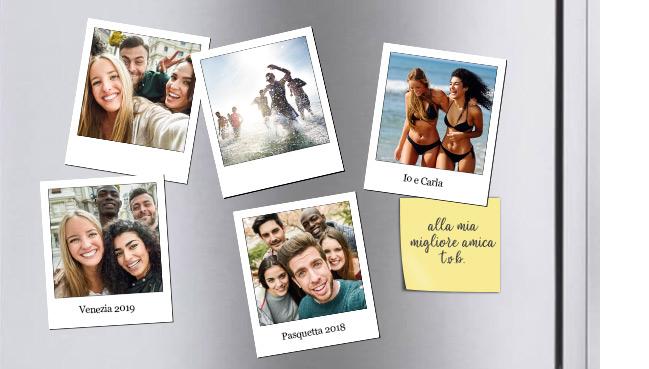 polaroid personalizzate