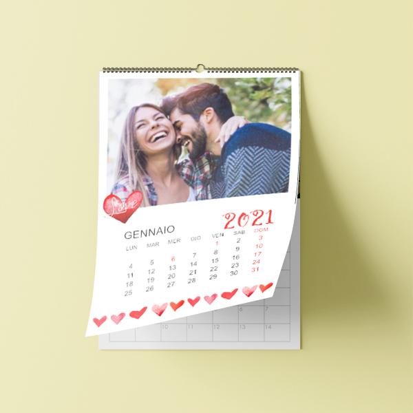 Calendario a4 multipagina